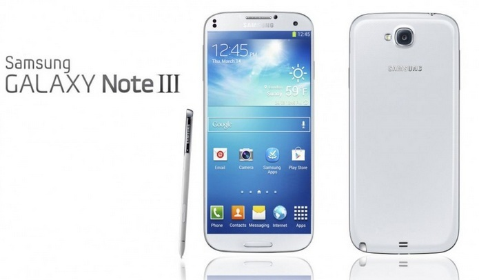 Samsung Galaxy Note 3 to launch with four different models