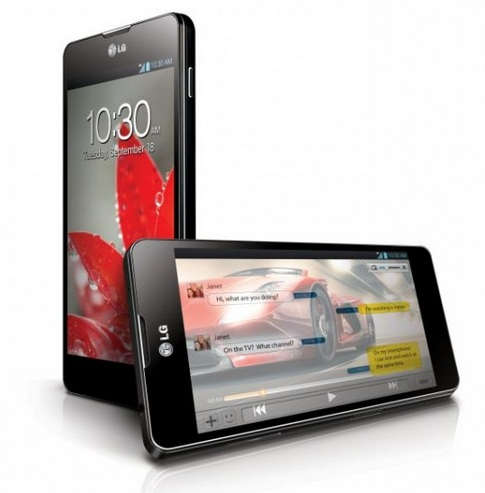 Upcoming smartphones lg optimus g2