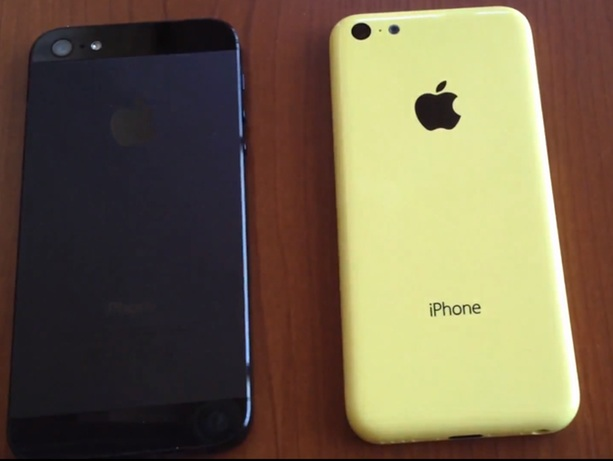 iPhone 5S vs. iPhone 5C Processor and Camera