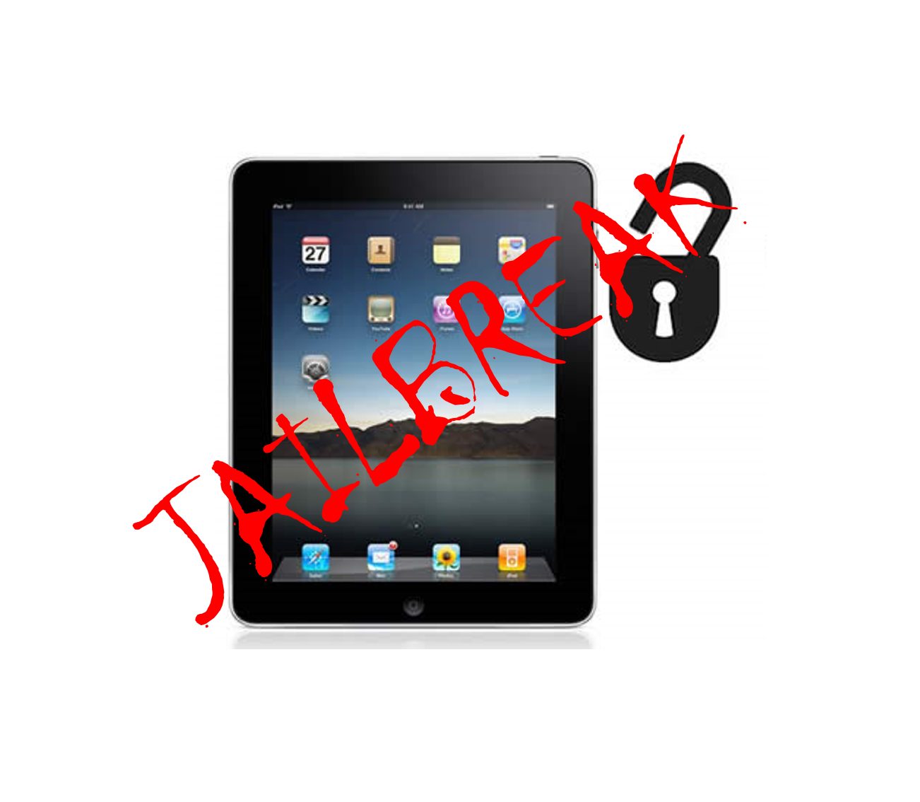 Jailbreak iPAD air 2, 1 mini 3,2,1 iPOD touch 5