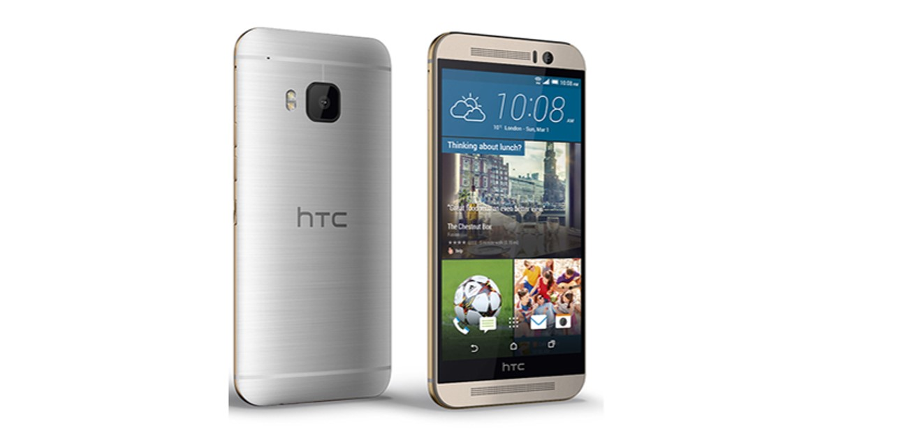 HTC M9 review