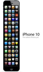 Here is how iPhone 10 will possibly look like