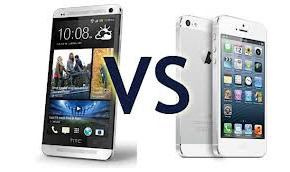 HTC One vs iPhone 5 | Clash of the Smartphones