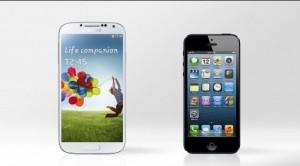 s4 vs iphone5