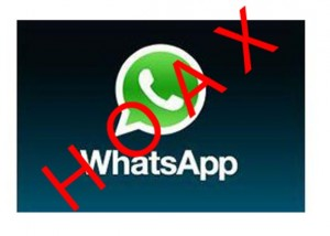 Latest WhatsApp spam message talks about charges per text and monthly bill