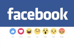Facebook's new reactions – A set of 6 emojis soon be seen