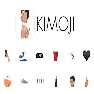 Download Kim Kardashian's Kimoji app for iPhone, Android, Windows
