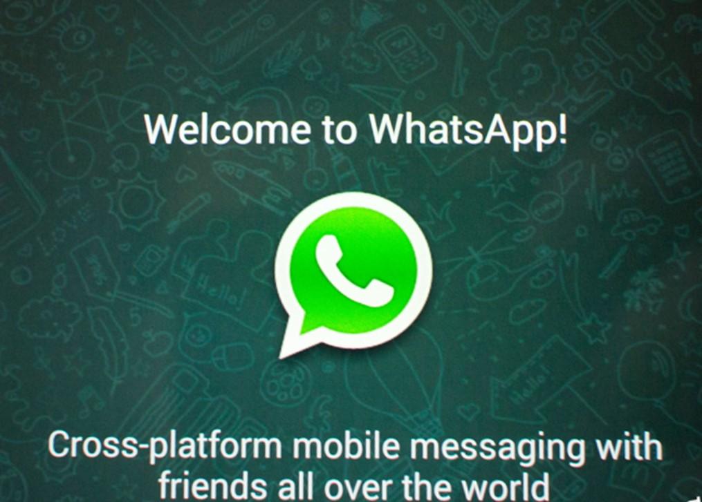 WhatsApp new version