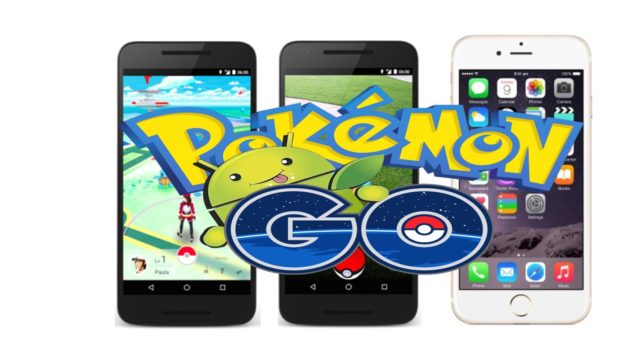 Pokemon Go for Android & iPhone