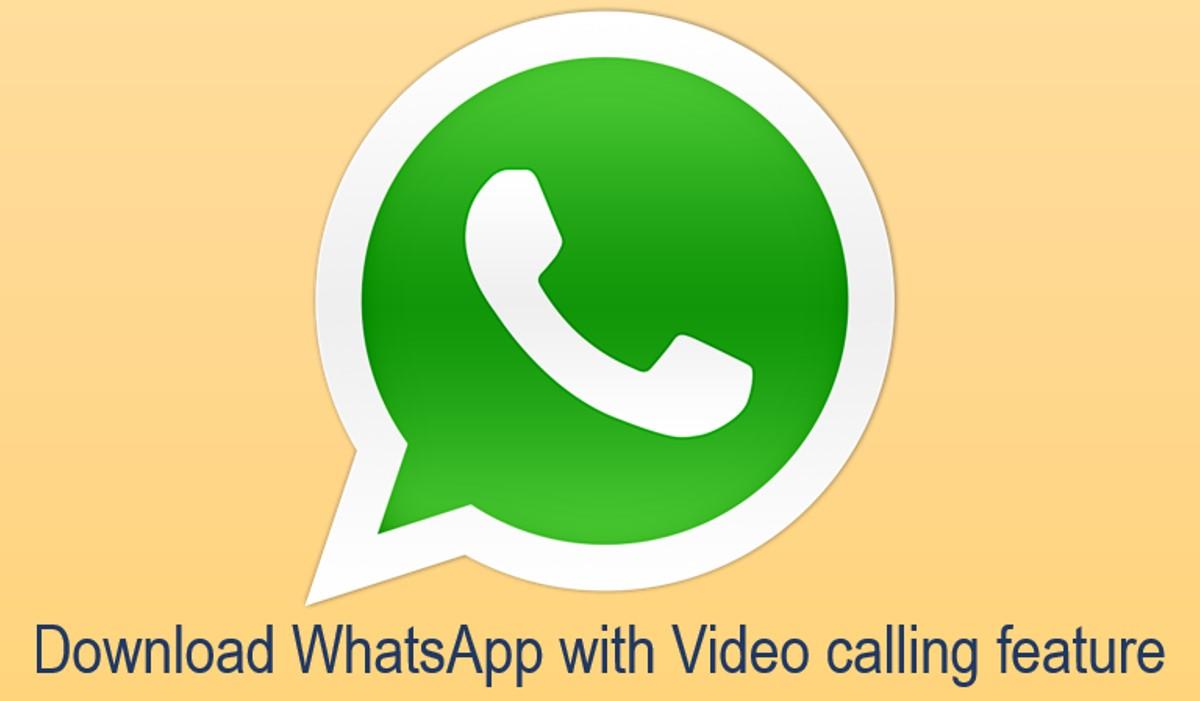 Download WhatsApp late...
