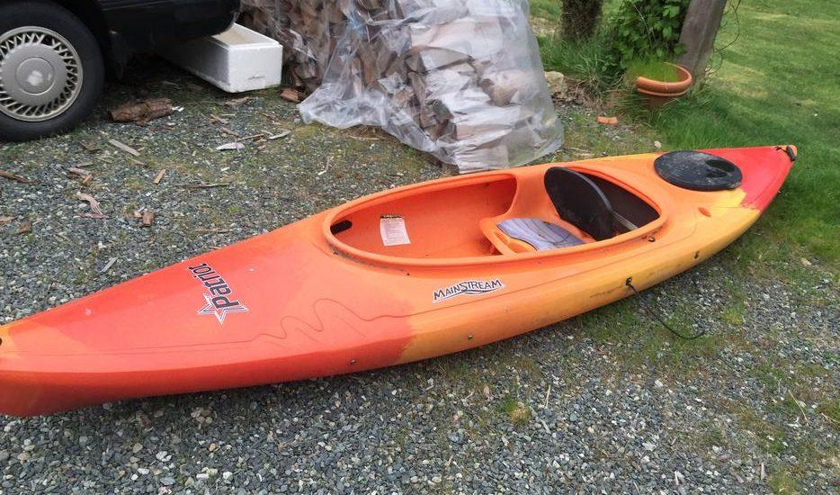 Derwentwater, closest kayaking to Keswick on patriot kayak