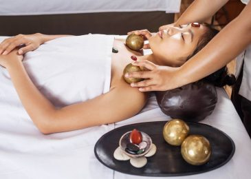 Spa treatments based on chakras and auras