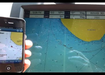 Best marine GPS navigation software for iPhone