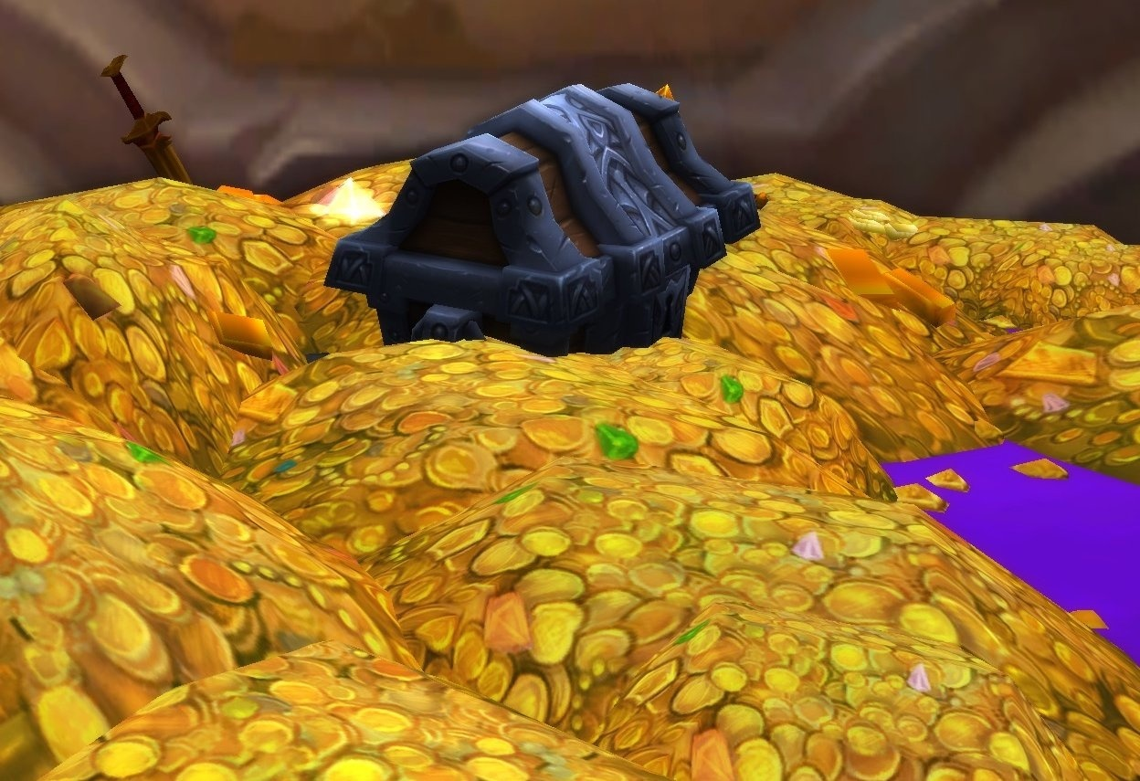 earn gold in World of Warcraft