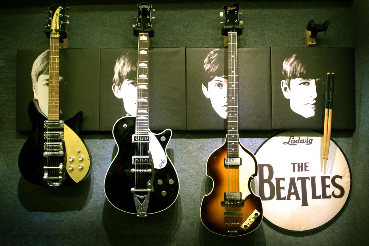 rock band guitar