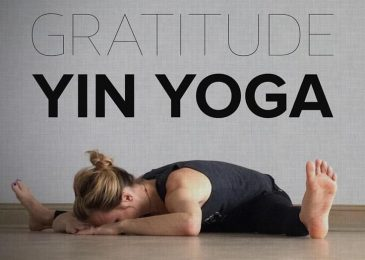 Get fit with yin yang yoga exercise