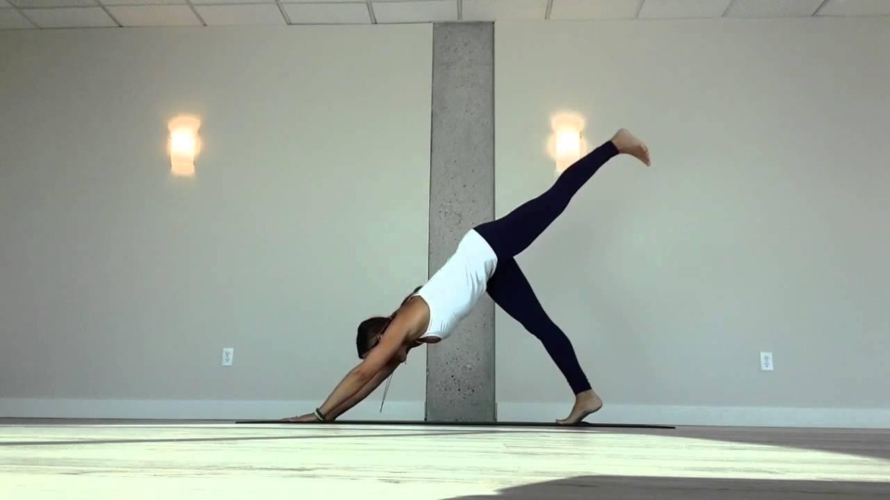 Power Thai Yoga flow sequence
