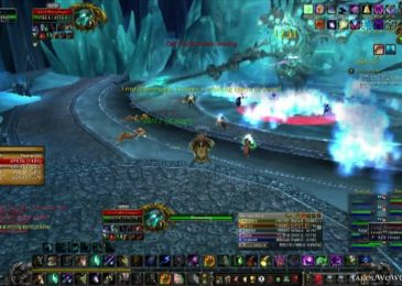 Vintage bookshelf games review – World of Warcraft Raid Bosses: Lord Marrowgar
