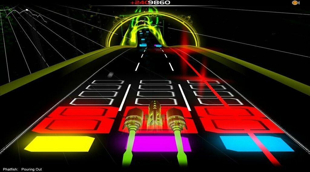 Audiosurf: Indie Game, Ride Your Music