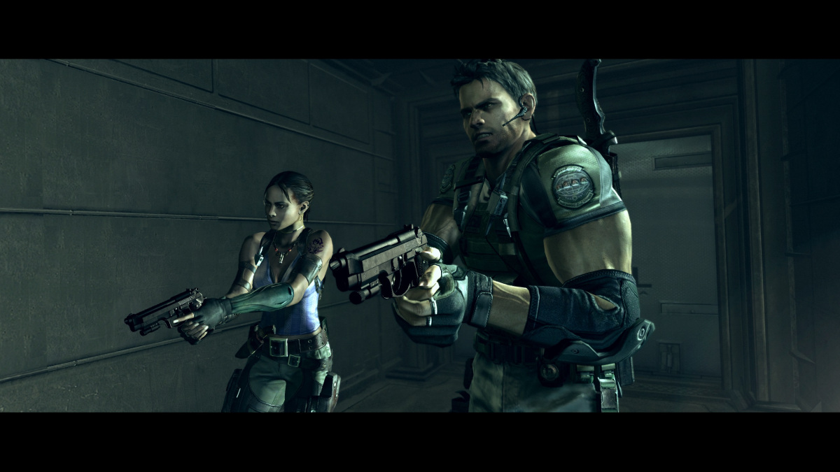 Resident Evil 5 - Co-op Zombie Game<