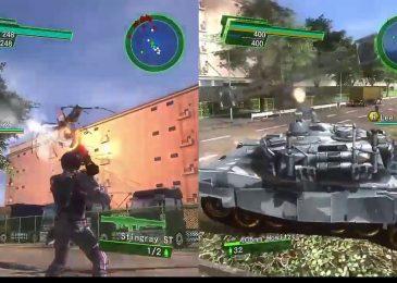 Top 5 Xbox 360 split-screen co-op games