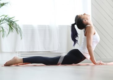 How to cure cellulite with yoga