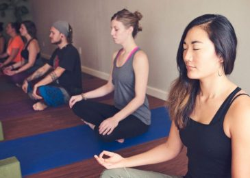 Establishing a daily community yoga classes practice