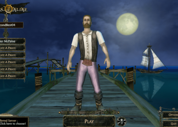 Pirates of the Caribbean Online – Disney's MMORPG