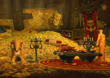 The Gold Economy of World of Warcraft