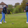Golf Swing Tips – Hitting golf shots off the toe
