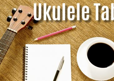 Tips to read bass ukulele tabs, tablature