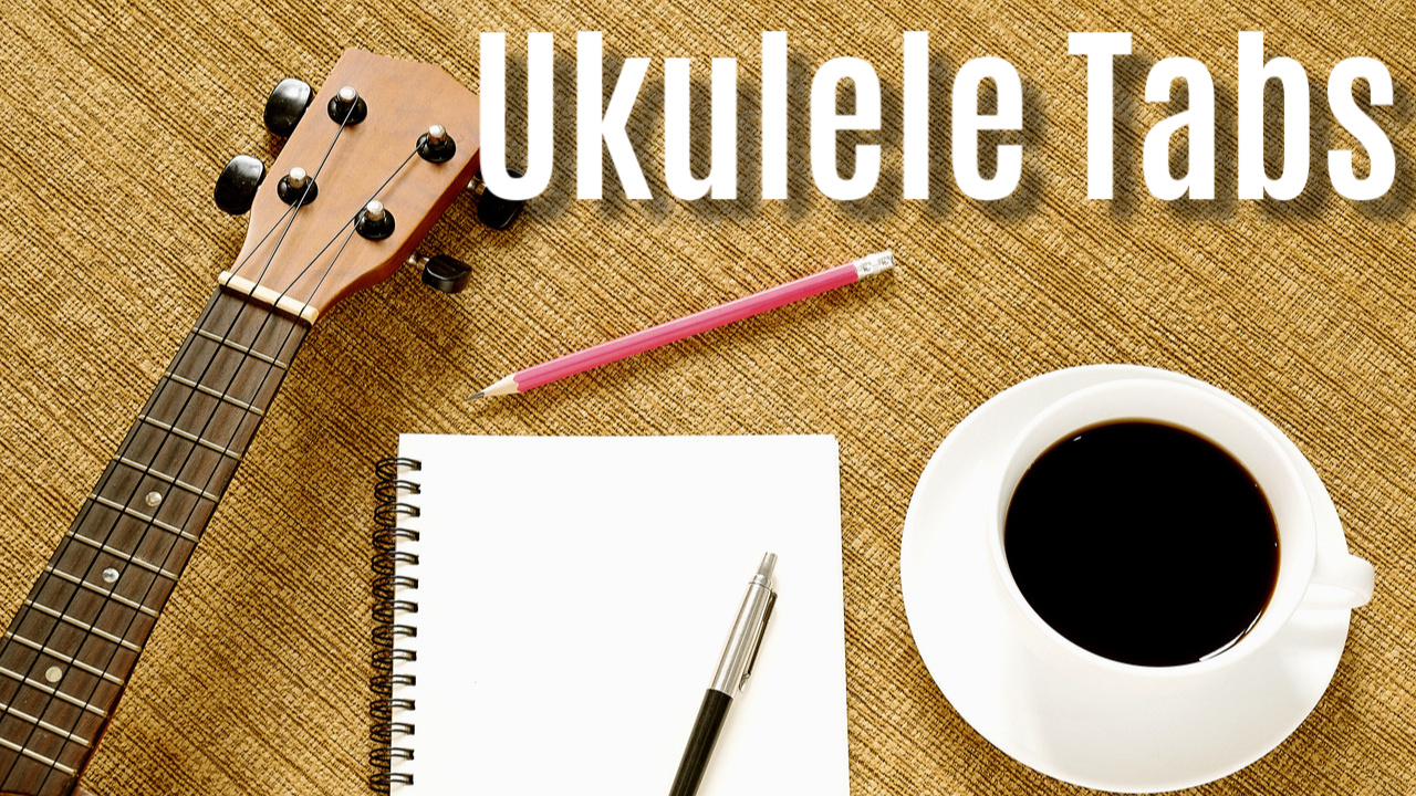 Tips to read bass ukulele tabs, tablature