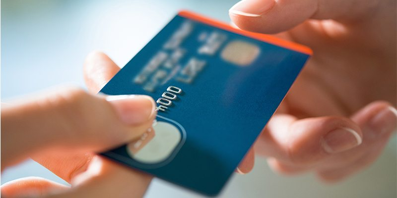 Financing with small business credit cards