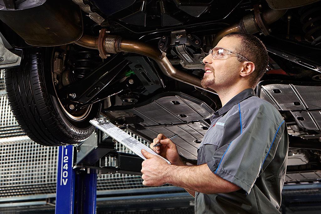 Expert auto repair and car insurance