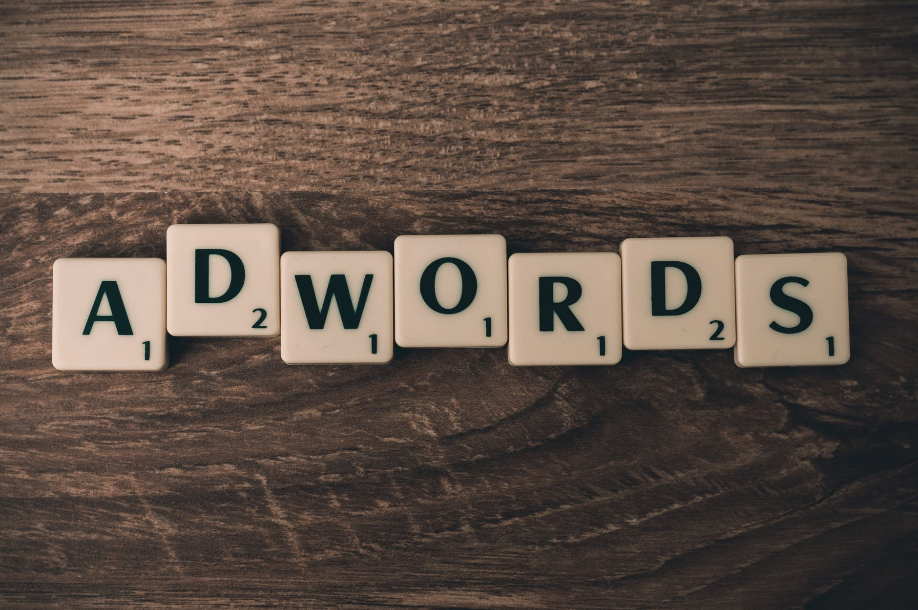 AdWords campaign part of business degree courses